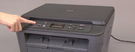 Plug the Printer