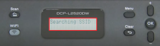 search SSID